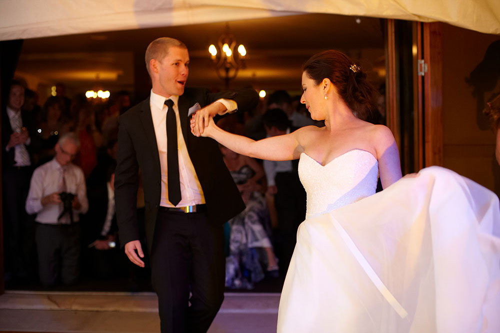 First Dance, Southern Highlands Weddings