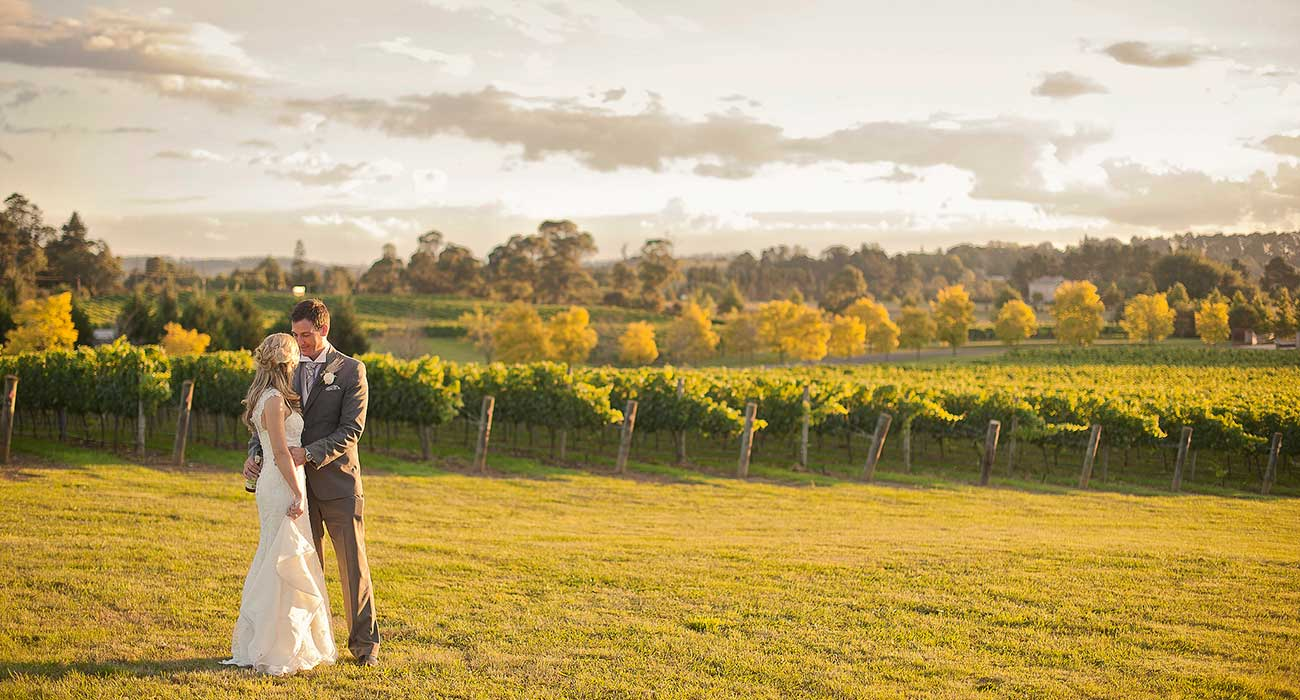 Southern Highlands Weddings, Vineyard locations