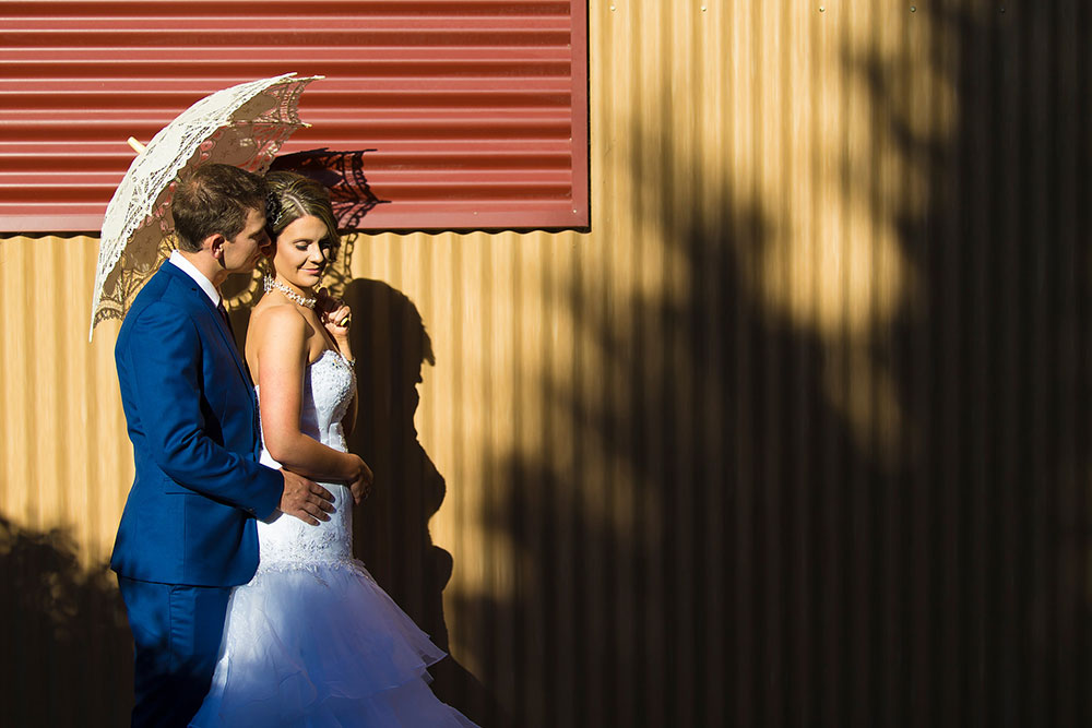 Bride & Groom, Southern Highlands Weddings