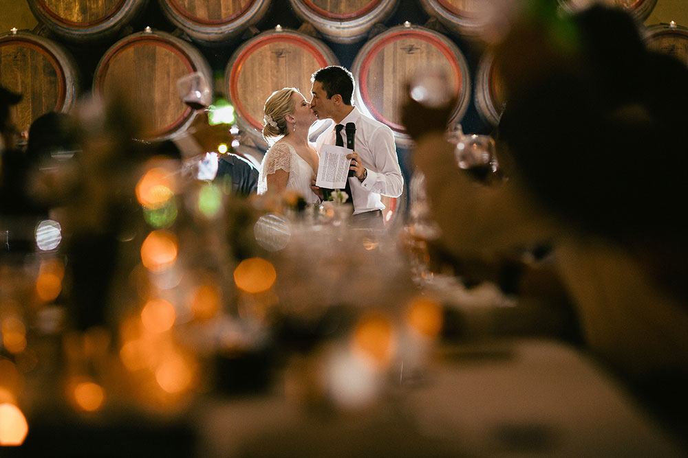 Barrel Room Bride & Groom, Southern Highlands Weddings