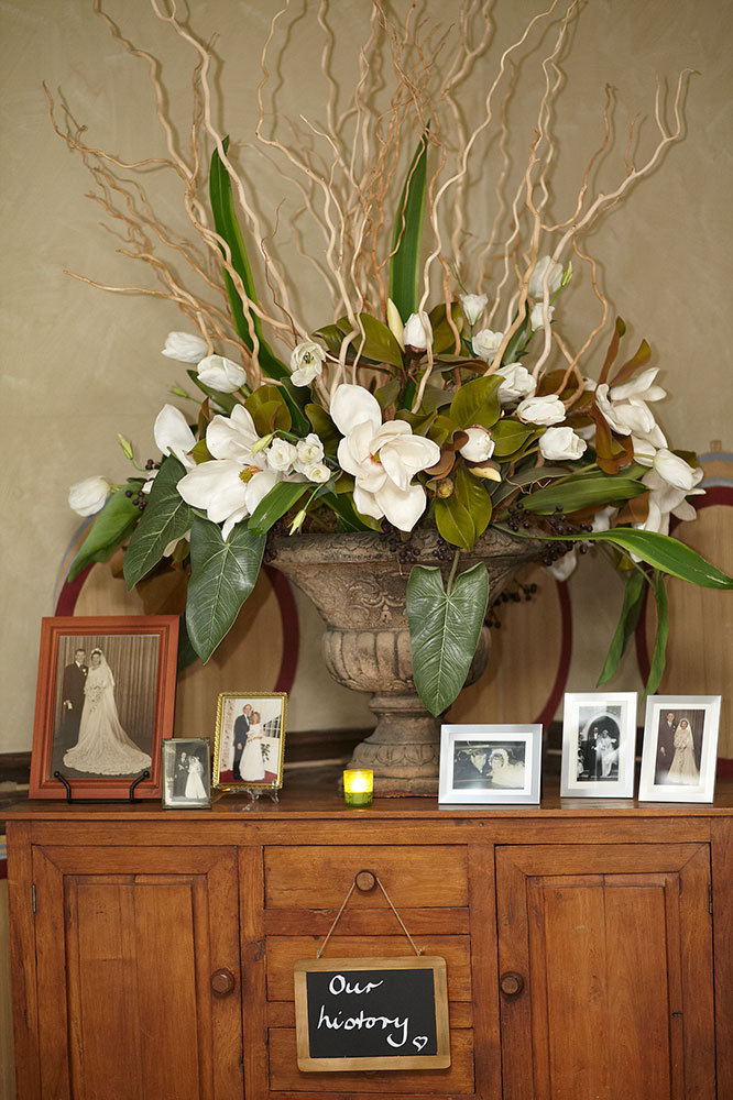 Memorial Table, Southern Highlands Weddings