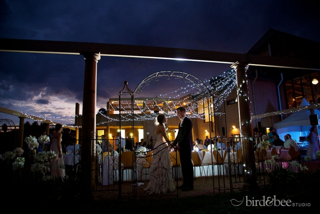 The Courtyard Reception, Southern Highlands Weddings