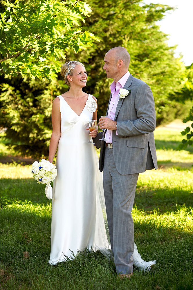 Spring Bride & Groom, Southern Highlands Weddings